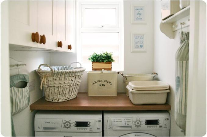 Small Laundry Room Design Ideas 8