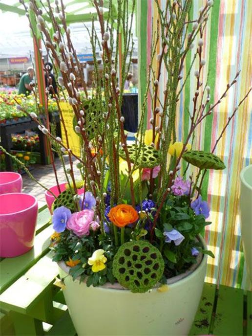 Spring Container Gardening Ideas 35