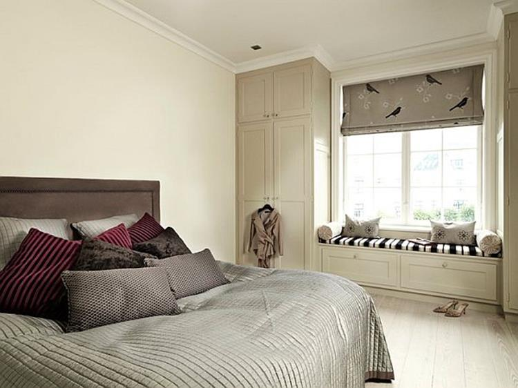 Blue And Beige Bedrooms Decorating Ideas 14