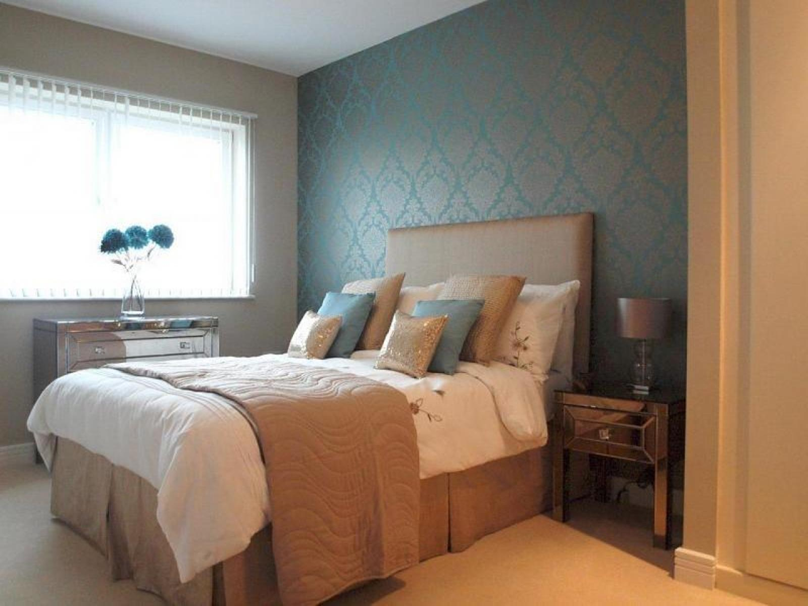 37 Charming Blue And Beige Bedrooms Decorating Ideas - DecoRelated