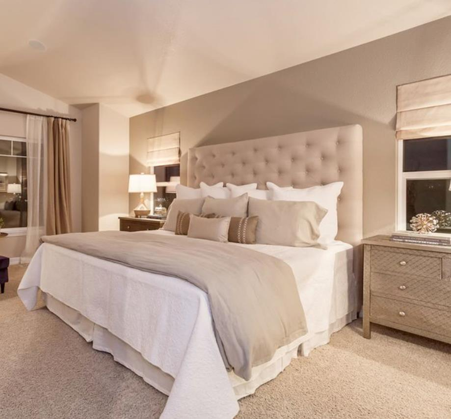 Blue And Beige Bedrooms Decorating Ideas 4