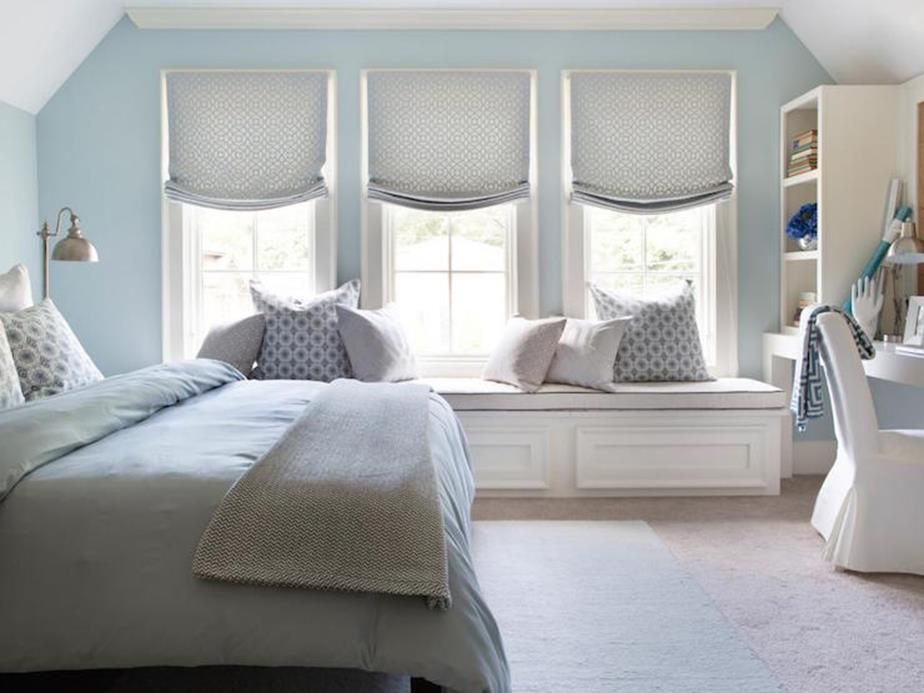 Blue And Beige Bedrooms Decorating Ideas 42