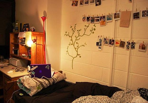 College Dorm Wall Decor For Girl 19