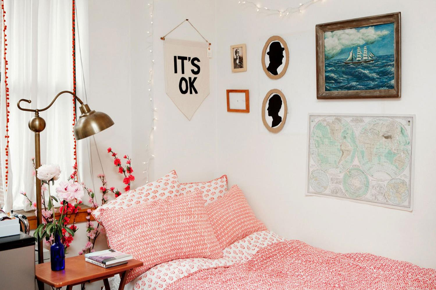 College Dorm Wall Decor For Girl 37