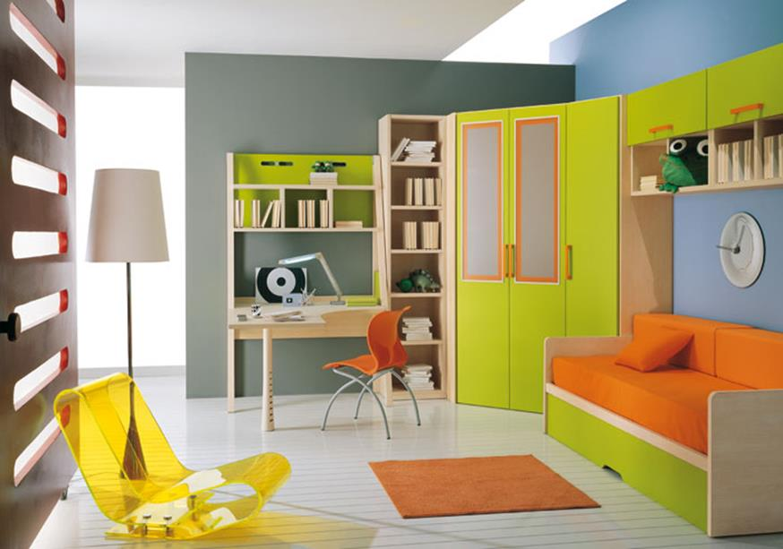 Color Full Kids Room Decorating Ideas On A Budget 21