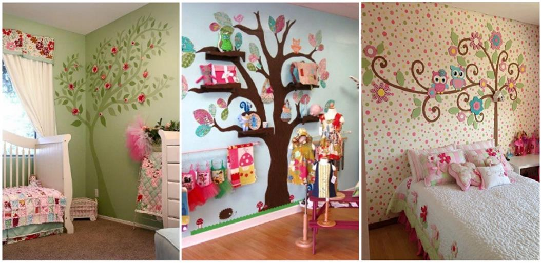 Color Full Kids Room Decorating Ideas On A Budget 24