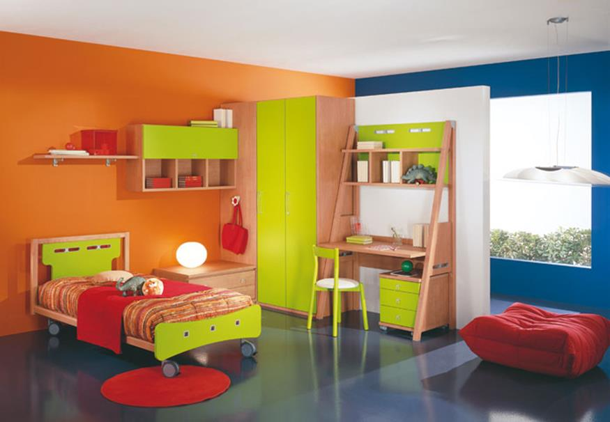 Color Full Kids Room Decorating Ideas On A Budget 30