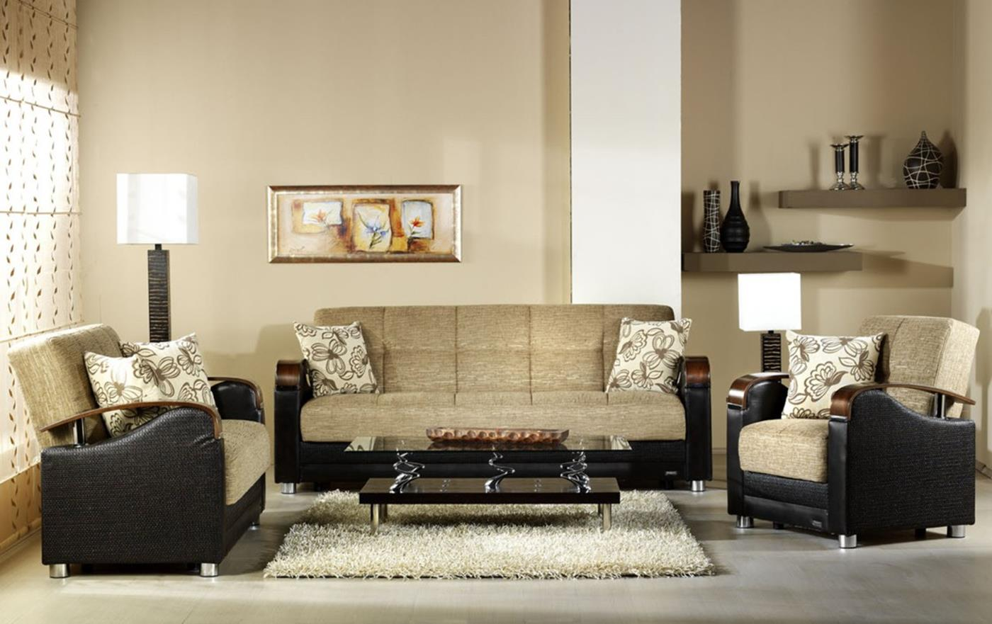 Contemporary Furniture Ideas For Your Sweet Living Room 18