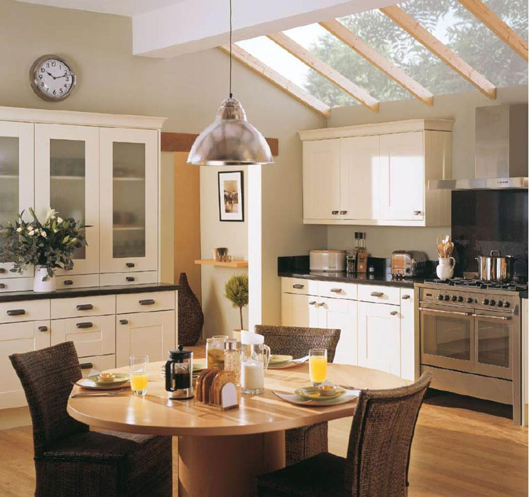 Country Style Kitchen Cabinets Design Ideas 11