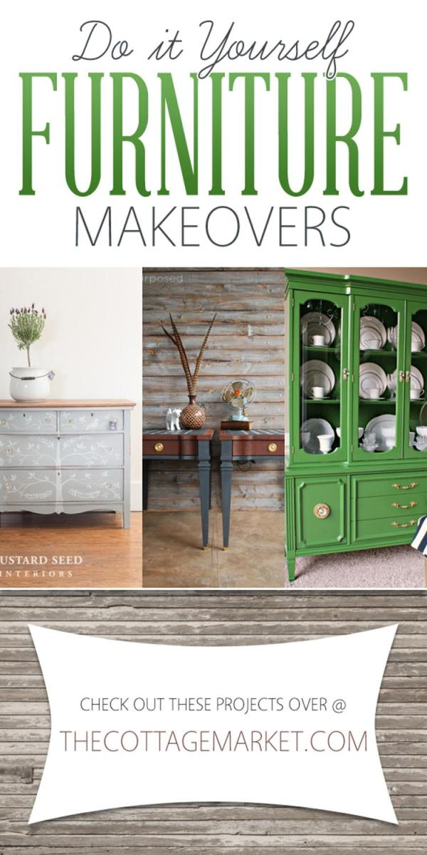 DIY Furniture Makeovers Ideas On A Budget 20