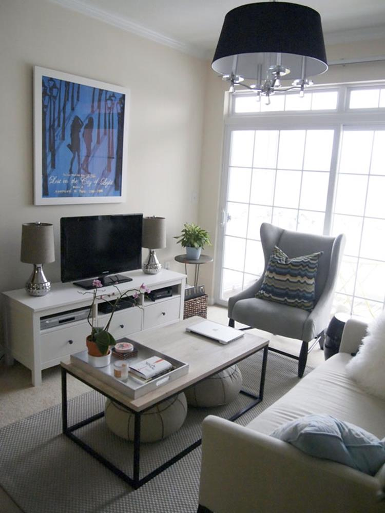 Decorating Ideas For Small Living Rooms 11