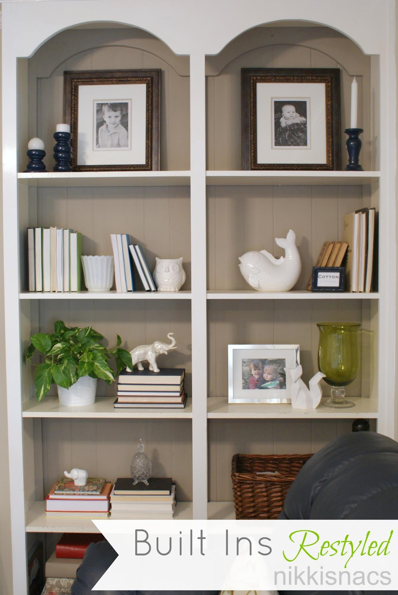 Diy Bookcase Ideas Decorating Ideas 2