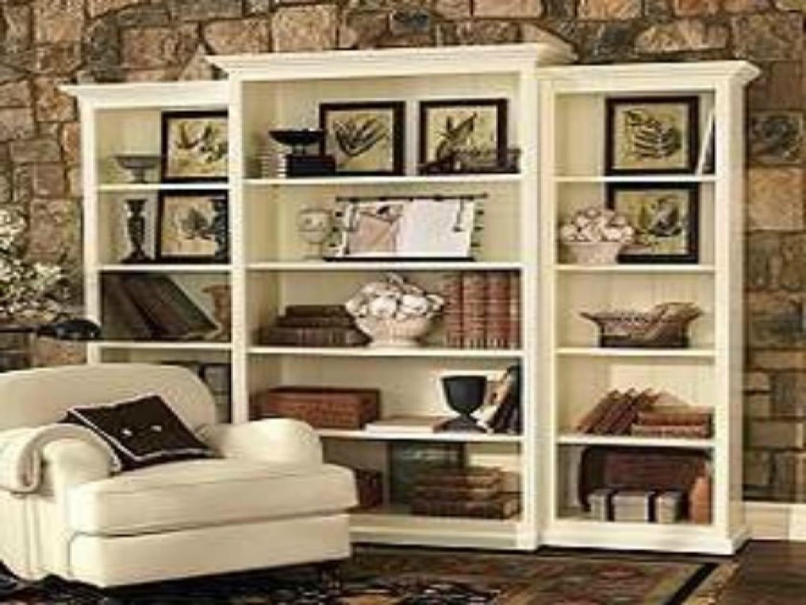 Diy Bookcase Ideas Decorating Ideas 7