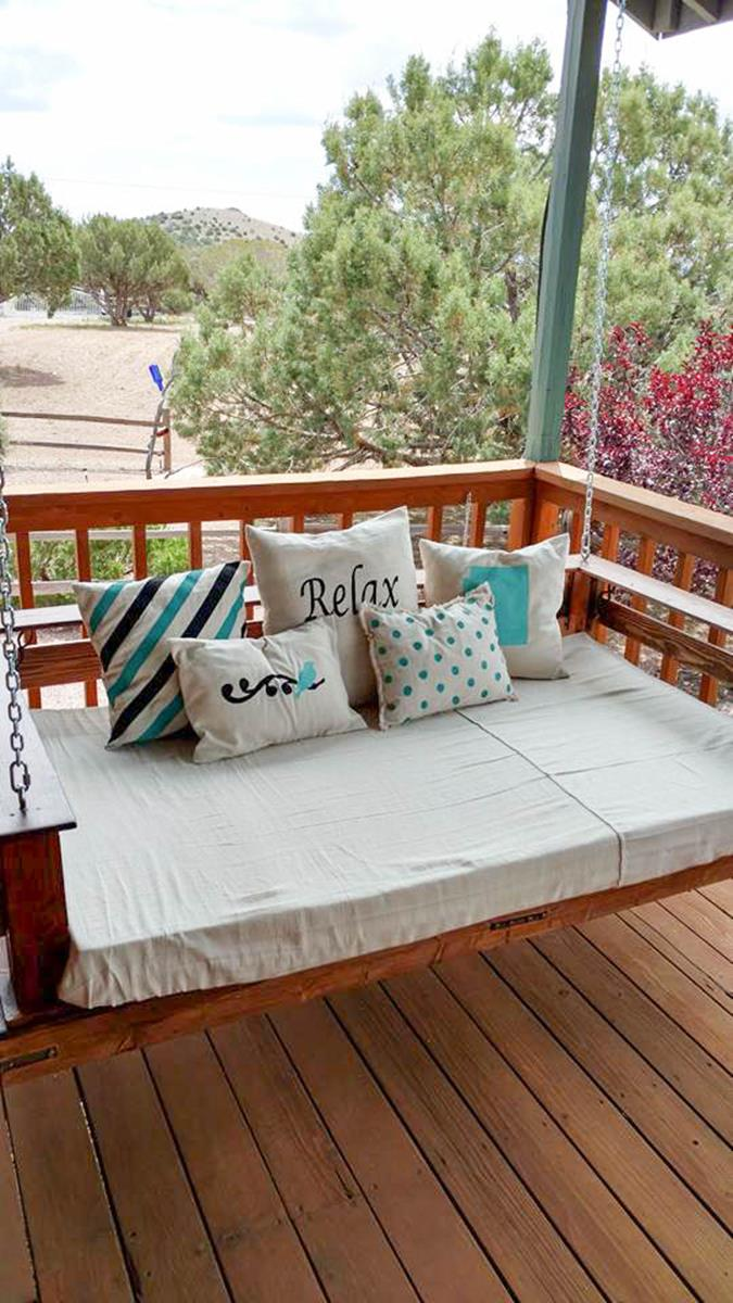 with bed handmade il hanging products original fullxfull outdoor mahog porch swing