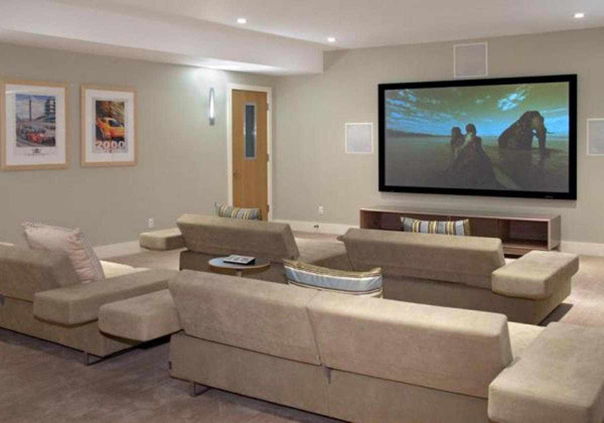 Home Theater Couch Living Room Furniture 21
