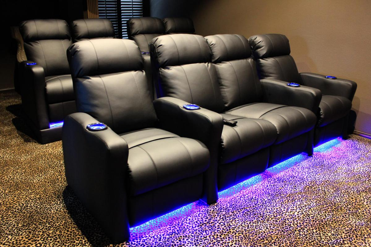Home Theater Couch Living Room Furniture 28
