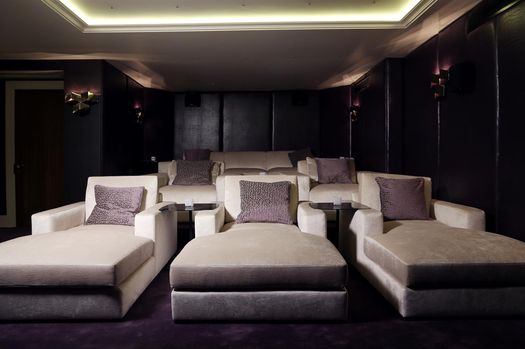 Home Theater Couch Living Room Furniture 4