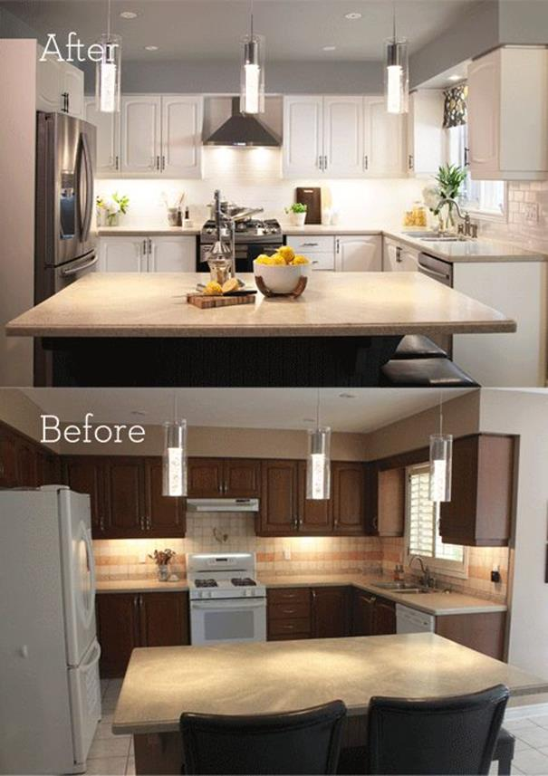 Kitchen Makeover Ideas On A Budget 2
