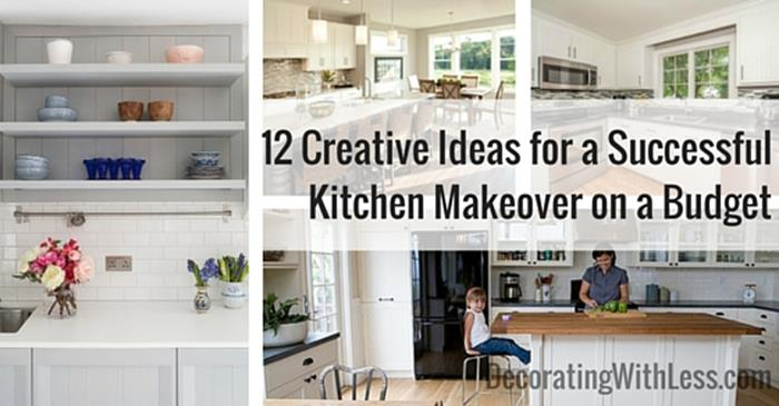 Kitchen Makeover Ideas On A Budget 3