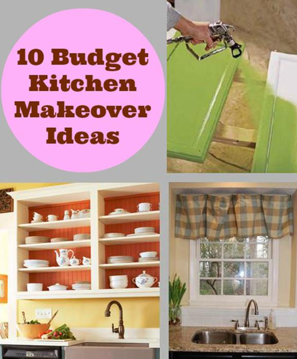 Kitchen Makeover Ideas On A Budget 8