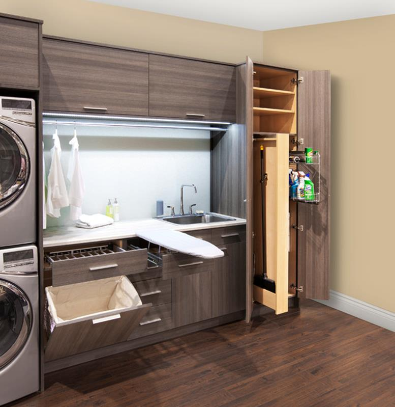 Laundry Room Accessories Decorations Ideas 10