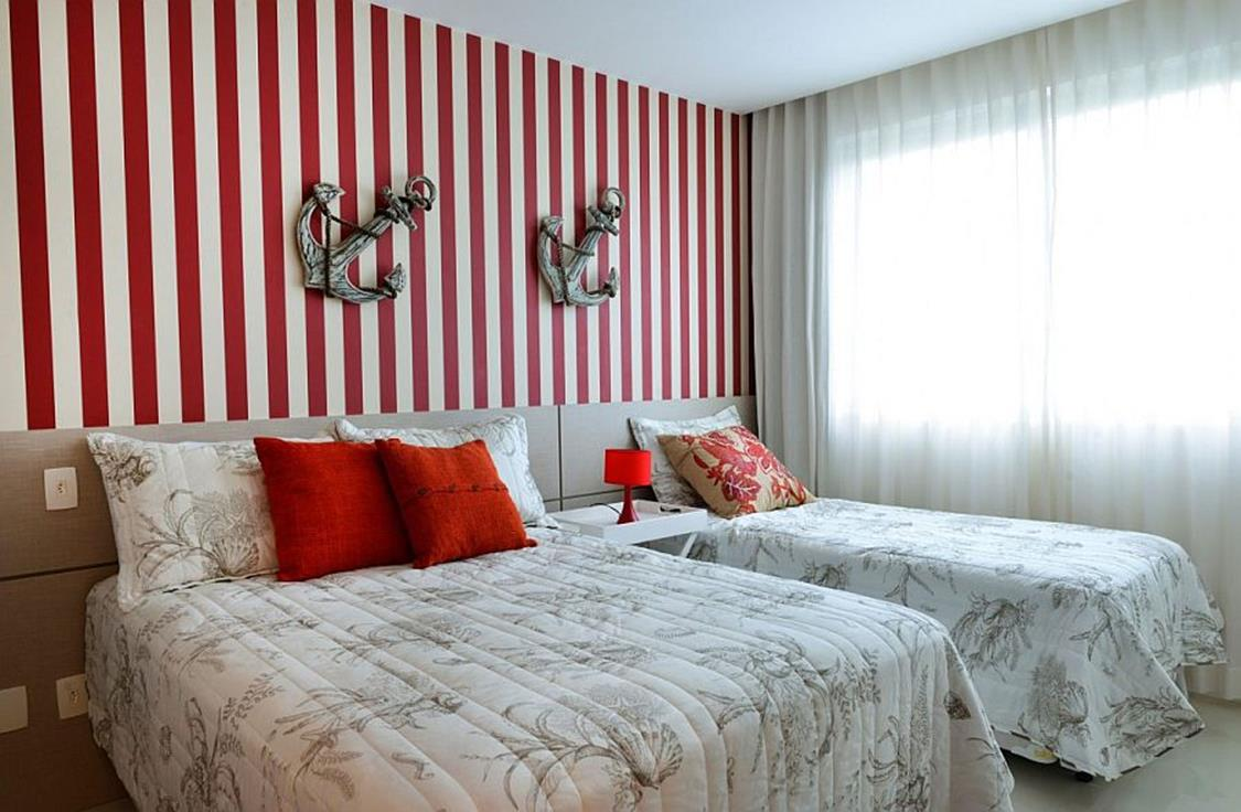 Nautical Themed Bedroom Design and Decor Ideas 12
