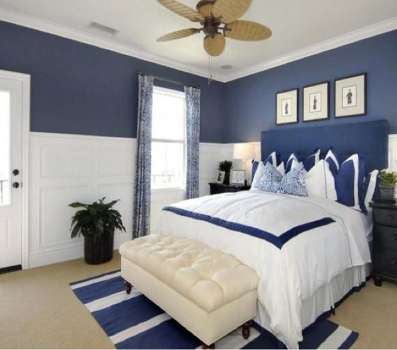 Nautical Themed Bedroom Design and Decor Ideas 27