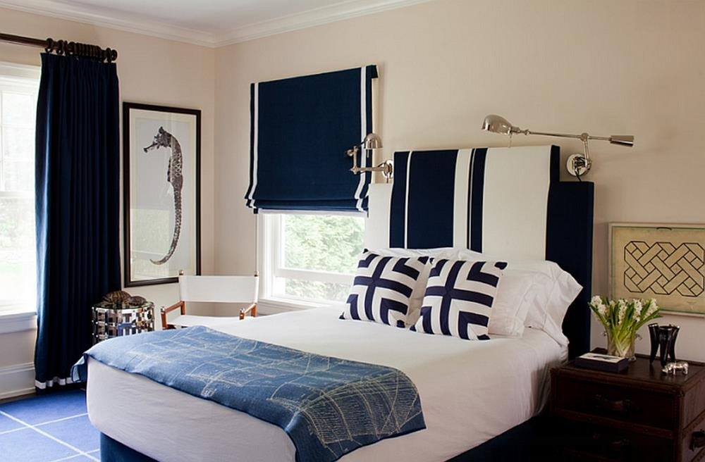 Nautical Themed Bedroom Design and Decor Ideas 30