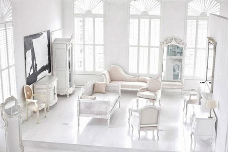 Shabby Chic Living Room Decorating on A Budget 32