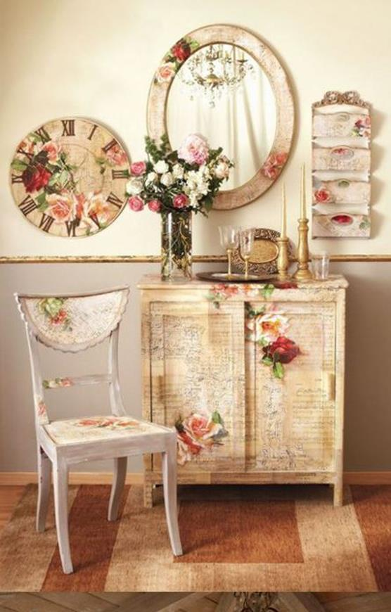 Shabby Chic Living Room Decorating on A Budget 5