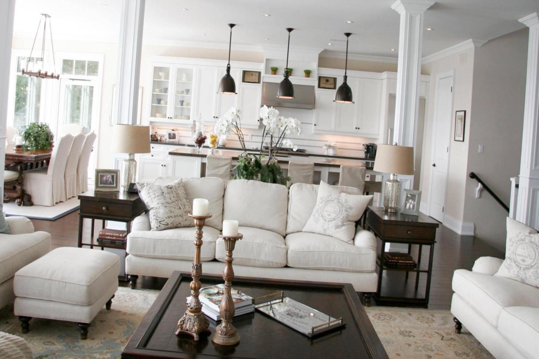 Shabby Chic Living Room Decorating on A Budget 8