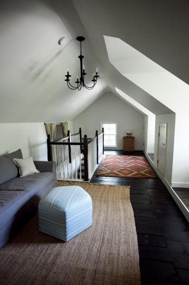 Attic Makeovers Ideas On a Budget 15