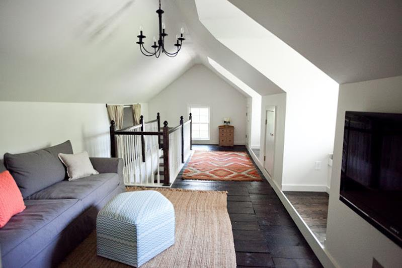 Attic Makeovers Ideas On a Budget 21