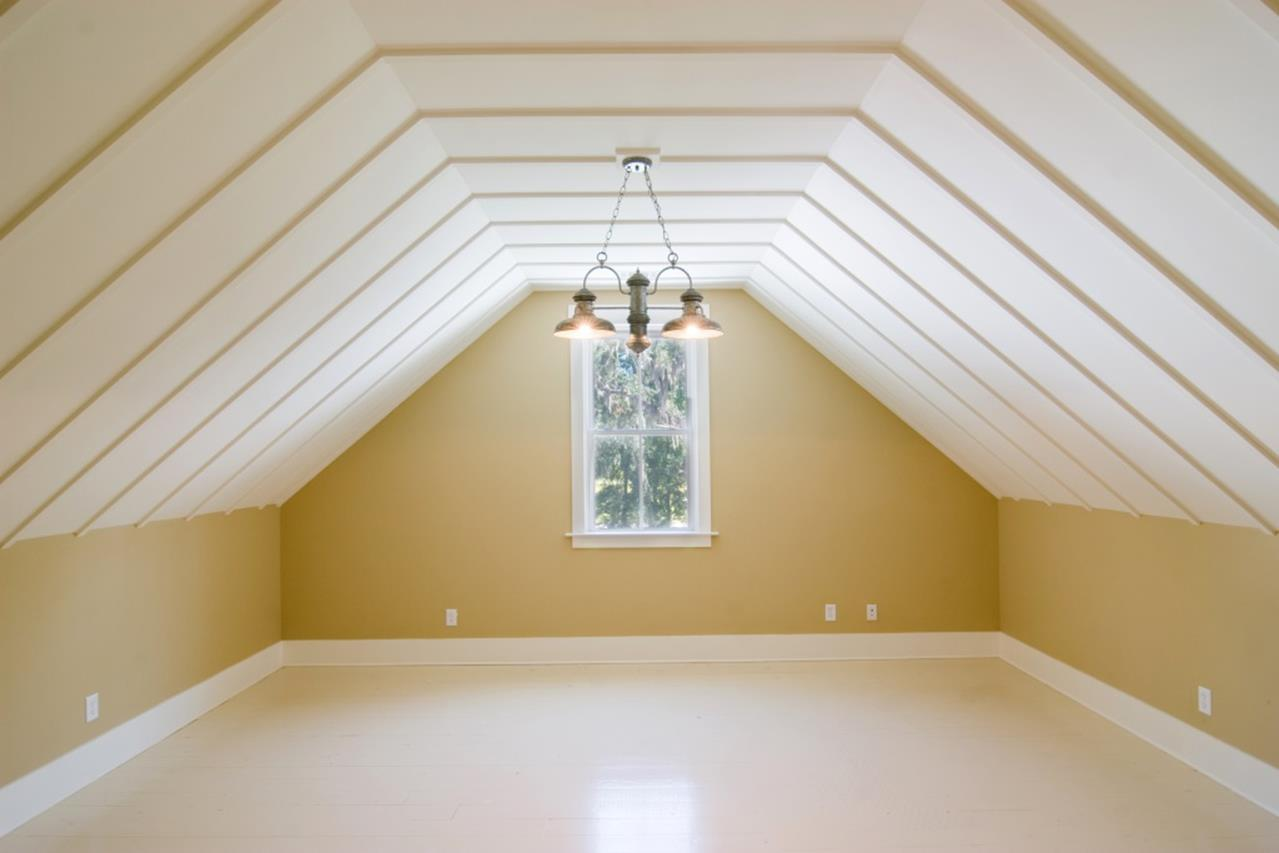 Attic Makeovers Ideas On a Budget 6