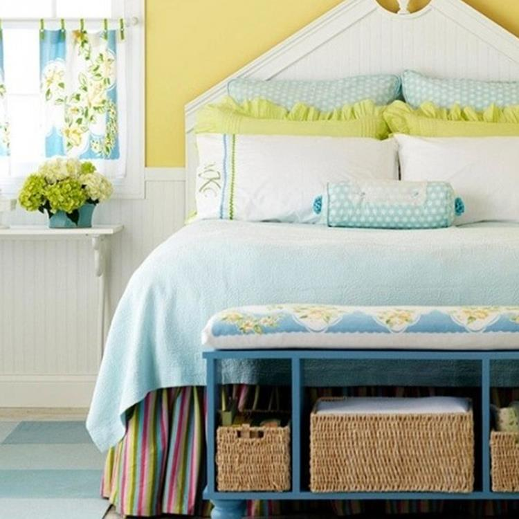 Bedroom Decorating Ideas for Spring 6