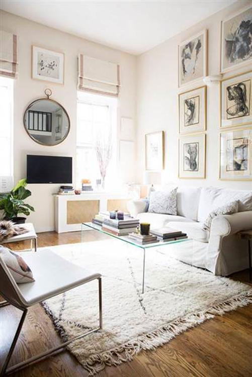 City Chic Living Room Decorating Ideas On a Budget 34
