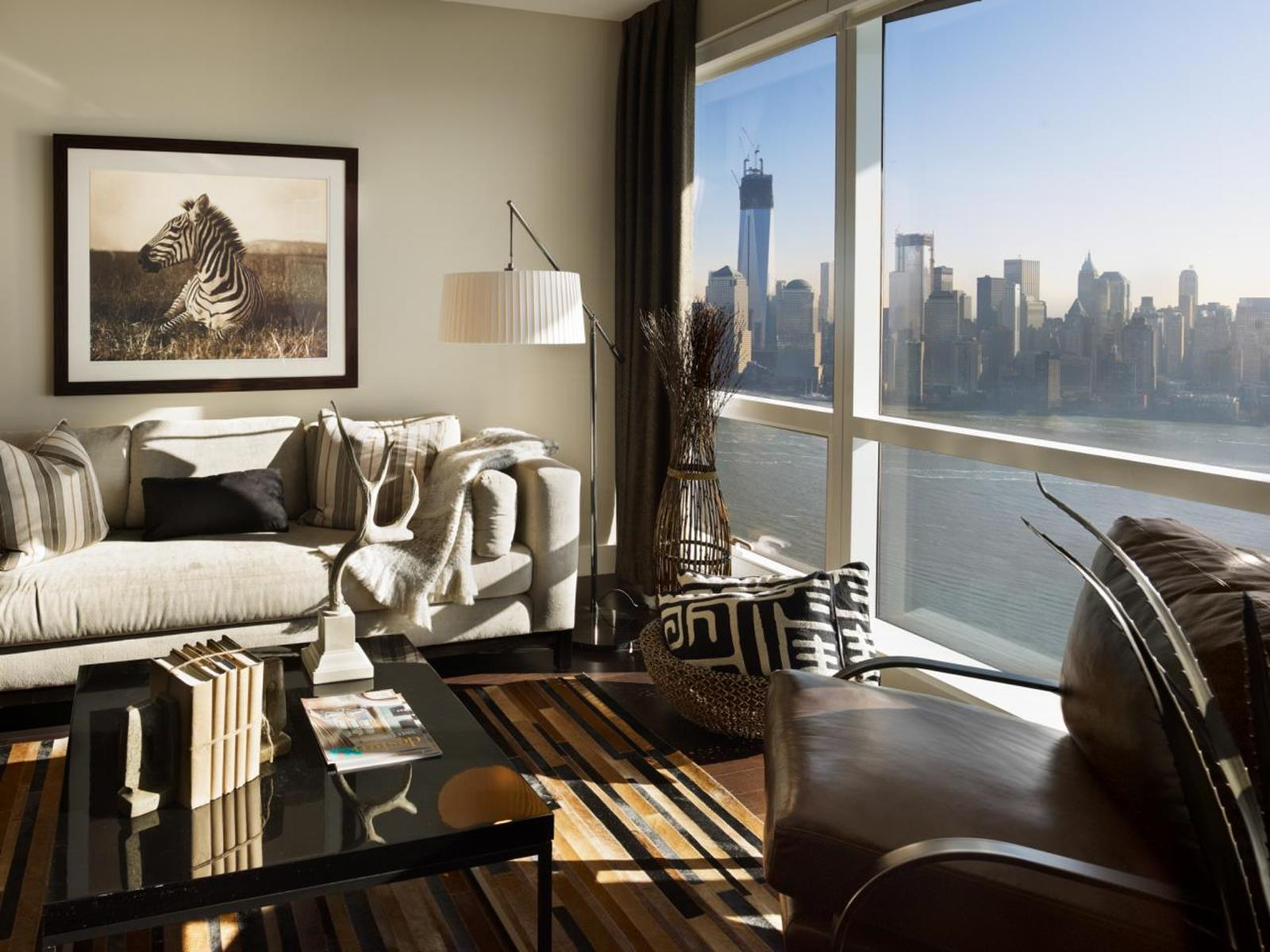 City Chic Living Room Decorating Ideas On a Budget 37
