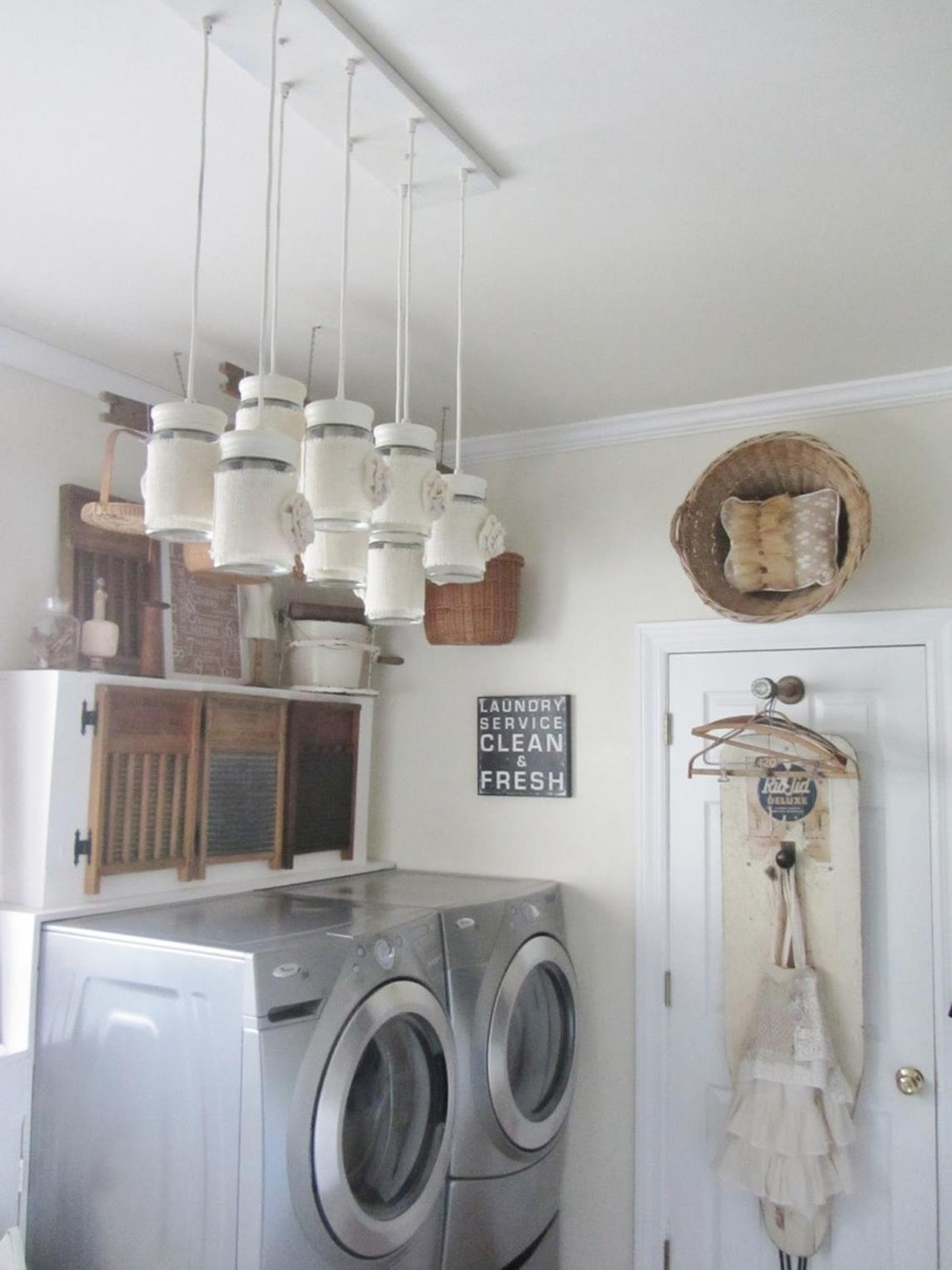 Light Fixtures Ideas For Laundry Room 25