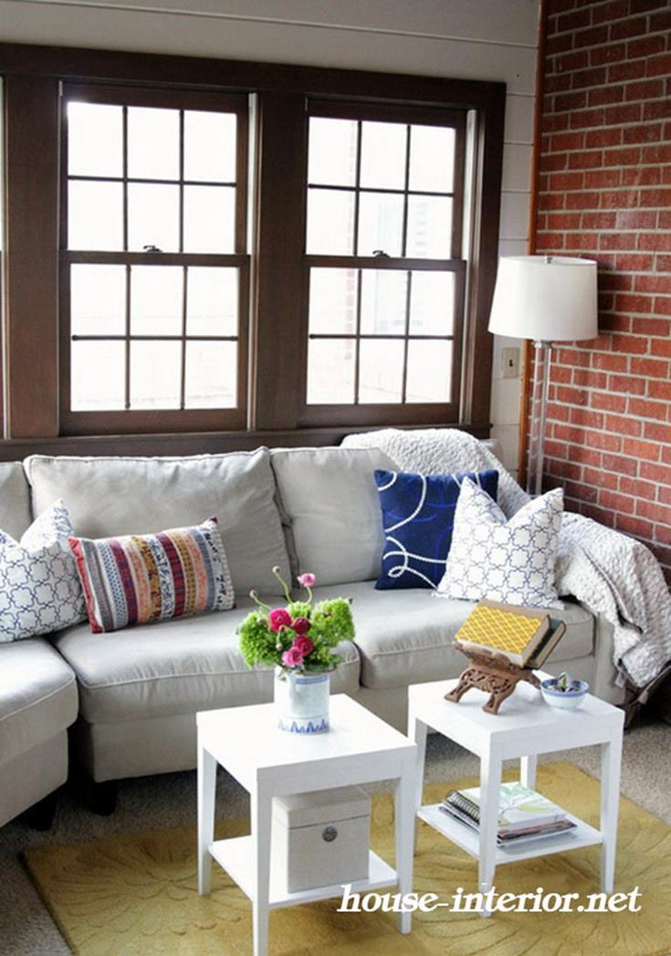 Living Room Ideas For Small Houses 32