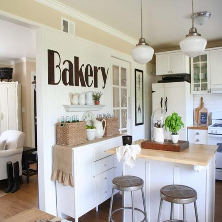 shabby chic kitchen ideas 30 beautiful shabby chic kitchen wall decorating ideas 21641