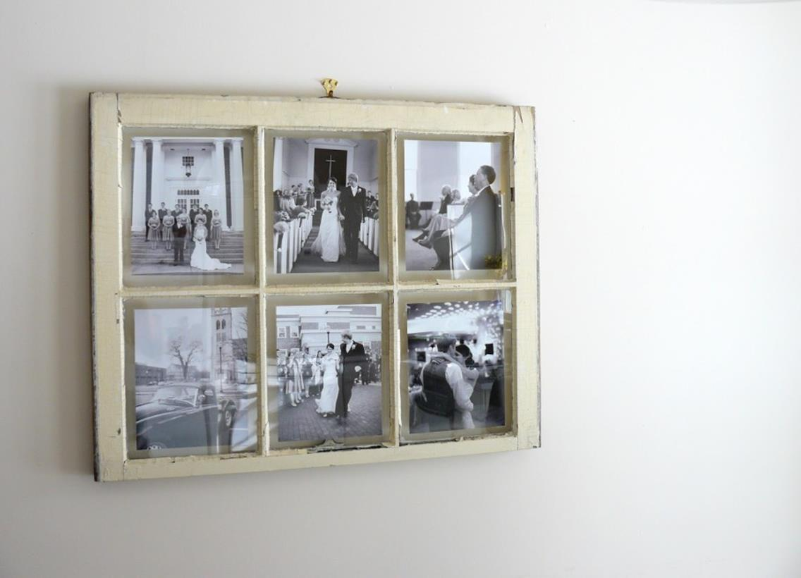 Wooden Picture Frame Decorating Ideas 30