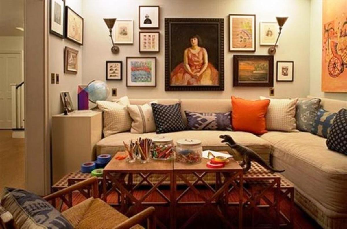 Gorgeous Hipster Living Room Decorating Ideas 19