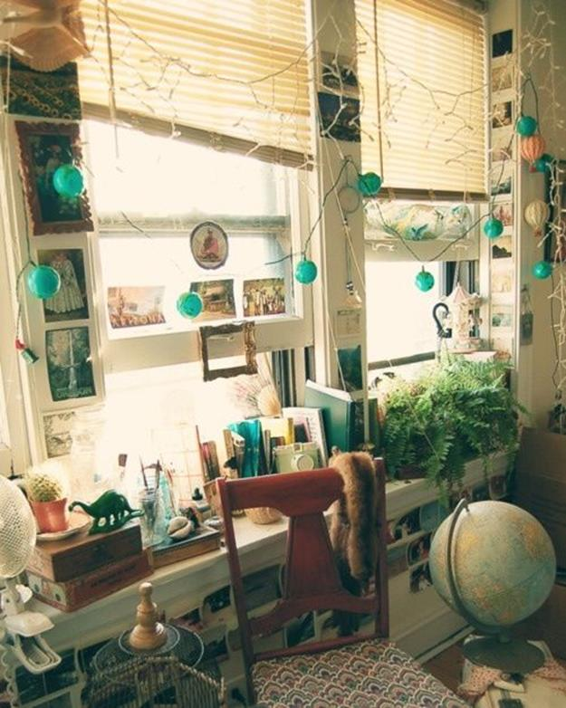 Gorgeous Hipster Living Room Decorating Ideas 20