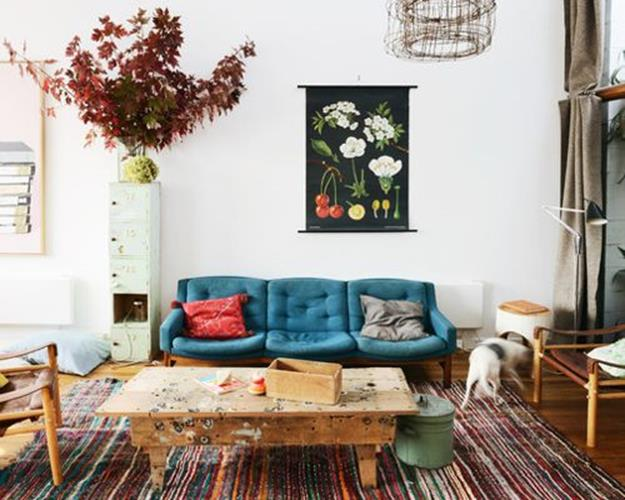 Gorgeous Hipster Living Room Decorating Ideas 8
