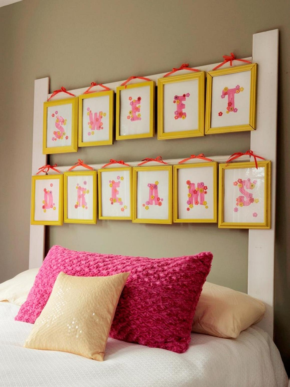 Perfect Bedroom Decorating Idea for Craft 17
