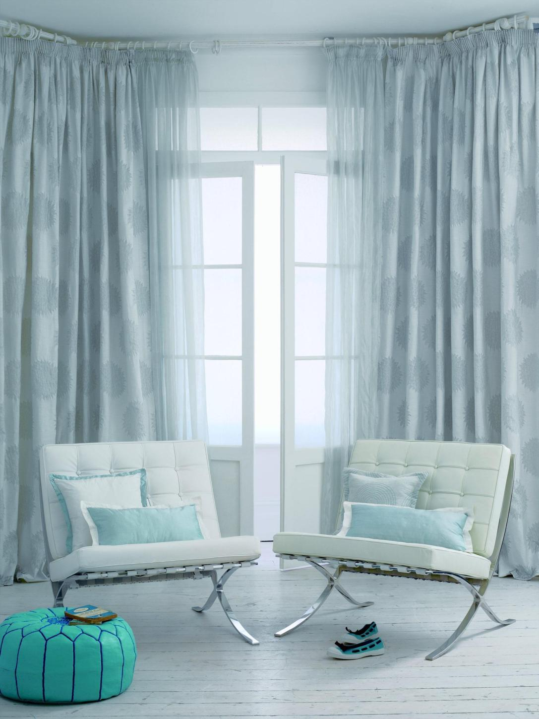 Perfect Cheap Curtains for a Small Apartment 6