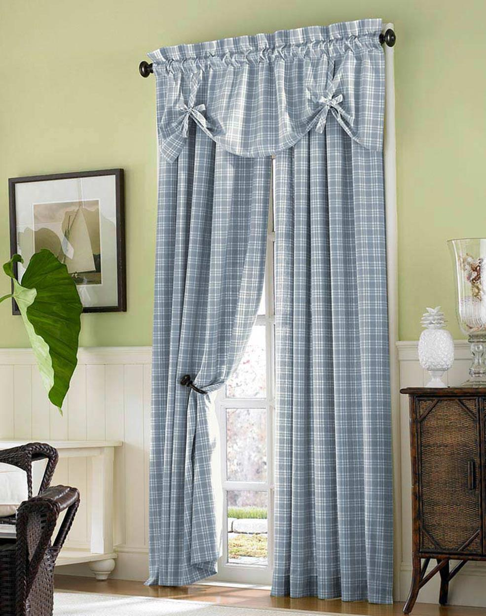 Perfect Cheap Curtains for a Small Apartment 9