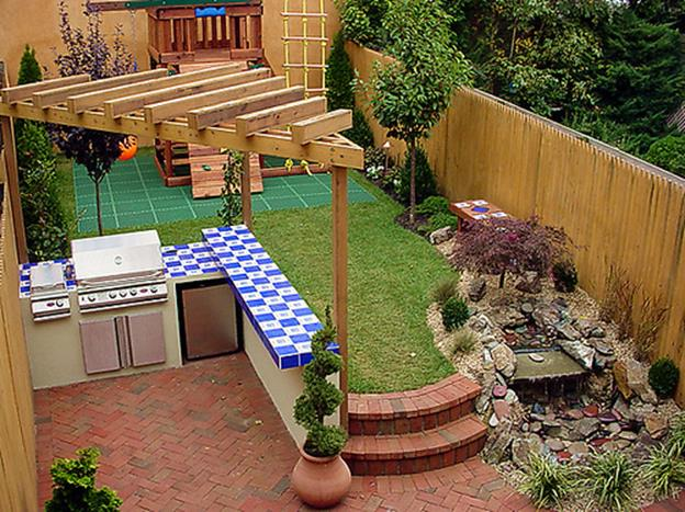 Perfect Small Outdoor Spaces Design Ideas 30