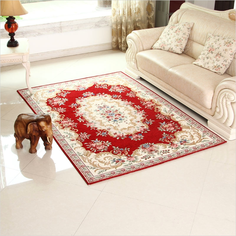 43 Beautiful Living Room area Rugs 37 Beautiful Burgundy Rug Carpets for Living Room and Bedroom Europe area Rug Floral Rug160x230cm 8