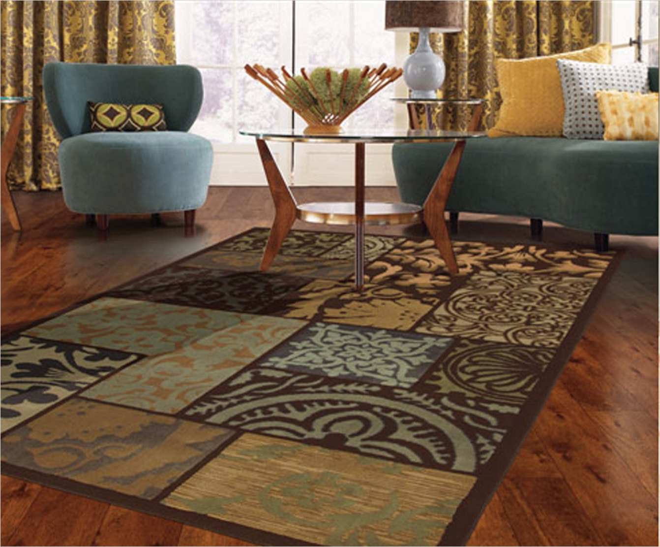 The living room is one of the most important areas in your house for a great hosting experience. beautiful living room area rugs 5 - DecoRelated